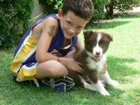 Lachlan and Ruby